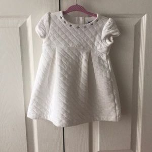 Janie and Jack Quilted Dress/Top